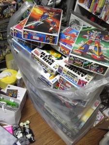 これまた「ジャケ買い」という、「作る」という本来の楽しみ方とは違う一例(笑)